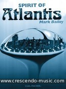 Spirit of Atlantis (Score & parts). Bailey, Mark