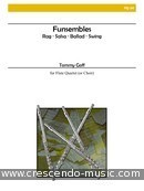 View a sample page! Funsembles - Goff, Tommy