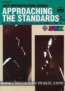 Approaching the standards for jazz vocalists. Hill, Dr.Willie L.Jr.