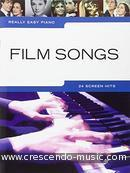 Really Easy Piano - Film Songs (24 Screen Hits). Album