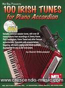 100 Irish tunes for piano accordion. DiGiuseppe, David