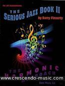 The serious jazz book II (The harmonic approach). Finnerty, Barry