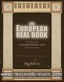 The european real book (Bb Version). Album