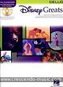 View a sample page! Disney greats - Cello - Album
