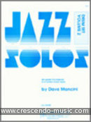 Jazz solos for drum set - 2. Mancini, Dave