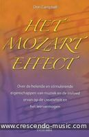 Het Mozart Effect. Campbell, Don