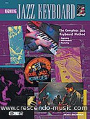 Complete jazz keyboard Method - Beginning (Only book). Baerman, Noah