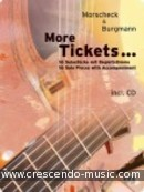 More tickets.... Burgmann, Chris; Morscheck, Peter