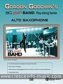 Big phat band - Alto saxophone. Goodwin, Gordon