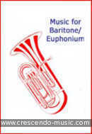 Variations for ophicleide (Euphonium or Baritone). Kummers