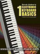 Electronic Keyboard Basics 1. Walker, Sarah