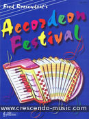 Accordeon festival. Roosendaal, Fred