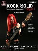 Rock Solid - Bass (Camp Jam). Klayman, Don