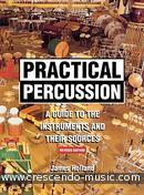 Practical percussion. Holland, James