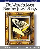 The World's Most Popular Jewish Songs - Vol.2. Album