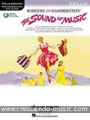 The Sound of Music - Cello. Rodgers, Richard; Hammerstein, Oscar