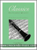 Classics for clarinet quartet - Vol.2 (Bass Clarinet). Album