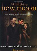 Twilight: New Moon (The Soundtrack). Desplat, Alexandre