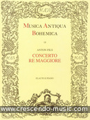 View a sample page! Concerto re maggiore - Fils, Antonin