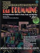 The commandments of R&B drumming (revised). Zoro