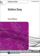 Soldiers' Song (Set Concert band). Milstone, Patrick