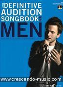 Definitive Audition Songbook For Men. Album