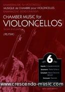 Chamber music for violoncelli - Vol.6. Album