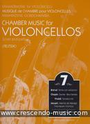 Chamber music for violoncelli - Vol.7. Album