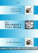 The drummer's text book. Burgoyne, Alan