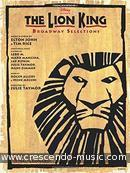 The Lion King: Broadway Selections. John, Elton