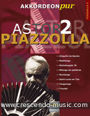 Akkordeon Pur - Piazzolla 2. Piazzolla, Astor