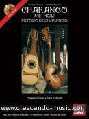 Charango method book/cd set. Duran, Horacio; Pedrotti, Italo