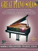 Great Piano Solos - The Christmas Book. Album