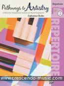 Pathways to artistry - Repertoire book 2. Rollin, Catherine