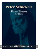 4 Pieces. Schickele, Peter