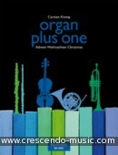 View a sample page! Organ plus one (Advent, Weihnachten) - Album
