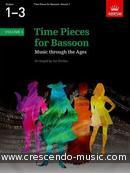 Time Pieces for Bassoon - Vol.1. Album