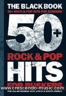 50+ Rock and pop hits for buskers - The black book. Album