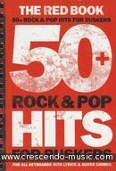 50+ Rock and Pop Hits for Buskers - The Red Book. Album