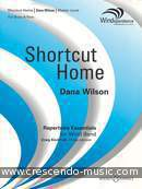 Shortcut home (Score and parts). Wilson, Diana