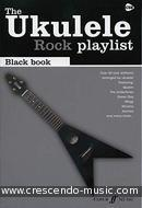 The ukulele rock playlist: Black book. Album