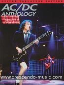 AC/DC Anthology (TAB). Album