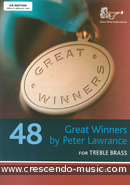 48 Great winners for treble brass (Horn) (TC). Album