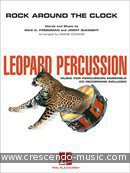 Rock around the clock (Leopard Percussion). DeKnight, Jimmy; Freedman, Max D.