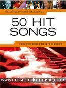 Really easy piano collection: 50 Hit songs. Album