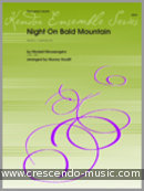 Night on bald mountain. Mussorgsky, Modest