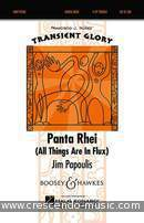 Panta Rhei (All things are in flux). Papoulis, Jim