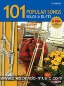 101 Popular songs (Solos & duets). Album