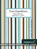 3 Expeditions. Wickman, Ethan