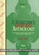 A renaissance keyboard anthology - Volume 2, Grades 4-5. Album